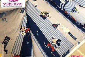 Bộ chăn ga gối Walt Disney mã DN19-011