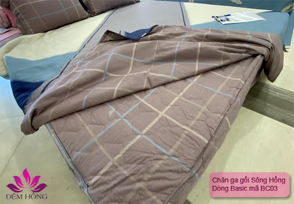 Họa tiết ga (drap) mẫu chăn ga gối BC03