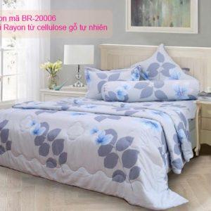 Giá chăn ga gối Rayon mã SHBR-20006